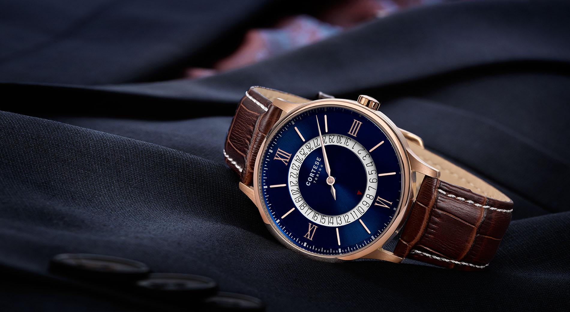 cortese style dress watch