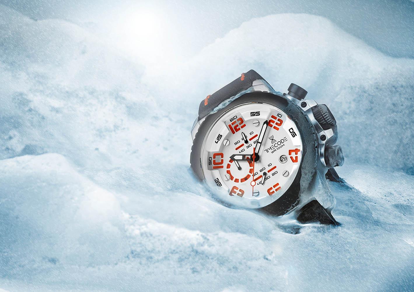 Timecode_watch_frozen_environment_photography_retouching