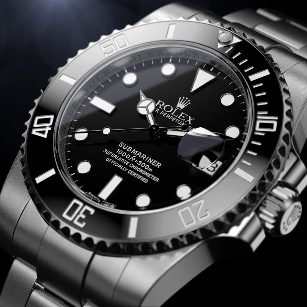 Rolex_Submariner_diagonal_cgi_Andreas_Joerg_aj-commercial
